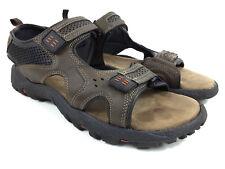 378e1f7481f4 Gotcha Quest Men s Outdoor brown Sandals US size 11 Eur 45