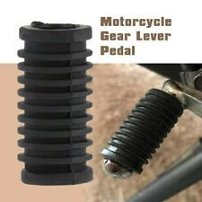 *NEW UK* Universal Motorcycle Gear Shift Lever Pedal Rubber Cover *Free P&P*
