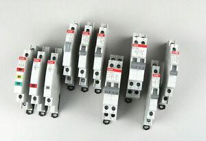 ABB Leuchtmelder | Ausschalter | Taster | Wechselschalter | Signalleuchte | ABB