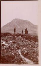 GRECE c. 1900 - Acra Corinthe  - aa833