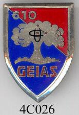 2191 - ARTILLERIE - 610e G.E.I.A.S.