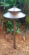 Halogen Pinnacle Lights Solid Brass Andromeda Path Area Light Garden 12 volt