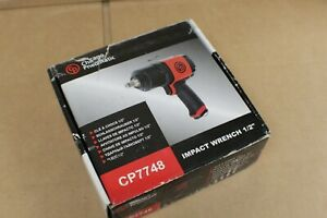 """NEW OPEN BOX - Chicago-Pneumatic 7748 CP7748 1/2"""" Air Impact Wrench"""