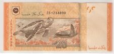 RM20 12th series, ZB (UNC)