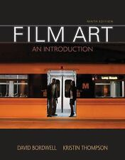 FILM ART AN INTRODUCTION By Kristin Thompson - Hardcover **BRAND NEW**
