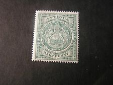ANTIGUA, SCOTT # 31, 1/2d. GREEN SEAL OF THE COLONY 1908-20 ISSUE MNH