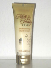 ORIFLAME SWEDEN MILK & HONEY GOLD MOISTURIZING HAND CREAM 2.5 oz./75 ml. NEW!