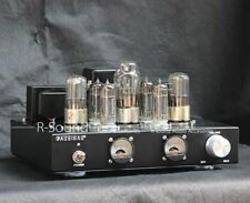 HiFi 6H8C Push 6p1 Class A Single-Ended Parallel Vacuum Tube Amplifier 6.8W×2