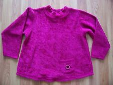 Pink bell shape jumper from Mothercare, Age 4-5, up to 110cm,