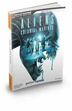 Aliens: Colonial Marines Official Strategy Guide Bradygames Strategy Guides