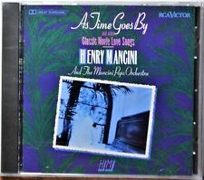 CD Henry Mancini As Time Goes By SEALED One for My Baby Charade Stella Mona Lisa