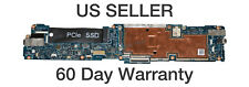 Dell XPS 9365-70 Laptop Motherboard 16GB w/ Intel i7-7Y75 1.3GHz CPU VP9G1