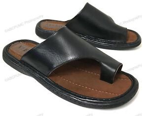 Brand New Mens Slides Sandals Thong Comfortable Toe Flip Flops Slip On Slippers