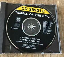 TEMPLE OF THE DOG - Hunger Strike *MaxiCD* 2-Track *RAR* PEARL JAM / SOUNDGARDEN