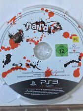 NAIL'D PS3 PLAYSTATION 3 VGC ORIGINAL AUS PAL DISC & CASE ONLY
