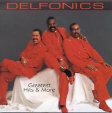 DAMAGED ARTWORK CD Delfonics: Delfonics - Greatest Hits & More