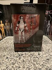 1 New Star Wars The Black Series 3 3/4-Inch First Order Stormtrooper Executioner