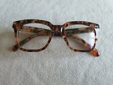 Bailey Nelson brown tortoiseshell glasses frames. Wallace.