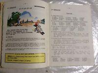 LIVRE SCOLAIRE ANCIEN GRAMMAIRE Conjugaison Orthographe COURS ÉLÉMENTAIRE 1950