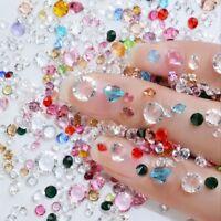 ab transparent diy - glitter flasche kaviar micro beads nail art kristalle
