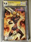 Extraordinary X-Men #1 CGC 9.8 Signed by Stan Lee & Scott Campbell