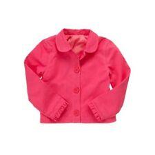 CRAZY 8 NWT Spring Favorites Hot Pink Jacket XL/14 yr Fuchsia Flower Blazer Coat