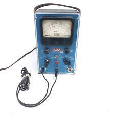 New listing Vintage Eico Peak to Peak Multimeter Model 221 Electronic Voltmeter Ohmmeter