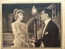 "Mollie King & Frank Mills in ""Women Men Forget""   1920 Silent Film"
