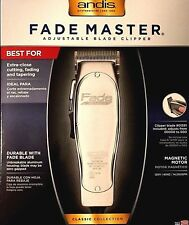 ANDIS FADE MASTER ® ADJUSTABLE BLADE CLIPPER #1690 ,UPC 040102016905 MADE IN USA