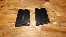 2 - NEW 5rd magazines mags clips for CZ 452 - .22 magnum & .17 HMR   (C172*)