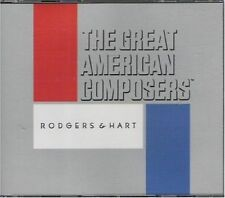 The Great American Composers Rogers & Hart by Thomas Harris (LIKE-NEW)