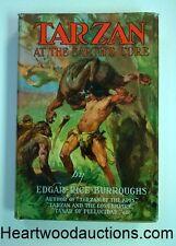 TARZAN at the EARTH's CORE by Edgar Rice Burroughs 1948 J. Allen St. John Art