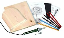 Walnut Hollow Woodburning Kit, Deluxe , New, Free Shipping