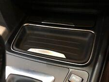 GENUINE BMW 3 4 série F30 F31 Cup Holder Cendrier Insert Cover oddment Plateau utilisé
