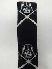Seat Belt Cover Fits Standard Seat Belt -Glow In The Dark Darth Vader Star Wars