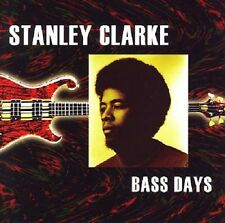 Stanley Clarke  -Bass Days -  Brand New Factory Sealed CD