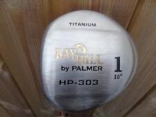 BAY HILL by PALMER  10 DEGREE DRIVER  REG. SHAFT LEFT HAND  GOLF CLUB