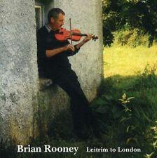 Brian Rooney - Leitrim to London - Irish Fiddle - Free UK Shipping.