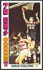 1976-77 Topps Basketball Doug Collins #38 - Philadelphia 76ers - Mint