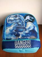 Jurassic Park World:  'Blue' Lunch Bag/Lunchbox NWT