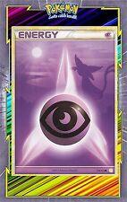 Energie Psy - HS:HeartGold SoulSilver - 119/123 - Carte Pokemon Neuve Française
