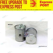Wesfil Fuel Filter WCF215 fits Volkswagen Polo 1.6 TDI (6C,6R)