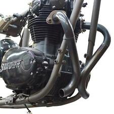 Yamaha XS650 Double D Exhaust System bobber hardtail chopper cafe racer headers