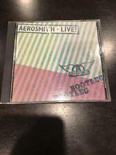 Aerosmith : Live Bootleg CD