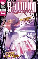 Batman Beyond #41 DC Comics COVER A  1ST PRINT BATWOMAN
