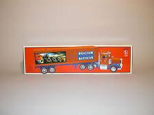 1999 LIONEL BOX TRAILER TRUCK BANK 1st EDITION TAYLOR TRUCKS 1:32 CHINA MIINT