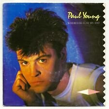"""Young Paul & the Family 45 RPM 7 """" wherever I Lay My Hat"""