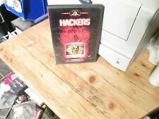 HACKERS rare Authentic Region 1 dvd ANGELINA JOLIE Johnny Lee Miller 1990s