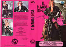 Il diavolo rosa (1980) VHS