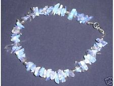 BN THAI RAINBOW MOONSTONE CHIP BRACELET